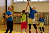 Starostův pohár v basketbalu.