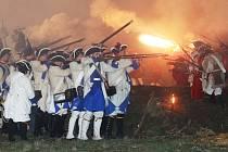 Josefínské slavnosti - noční bitva.