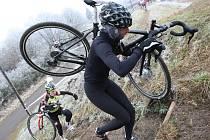 Silvestrovský cyklokros 2013