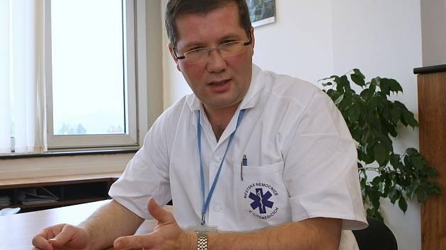 Leoš Vysoudil.