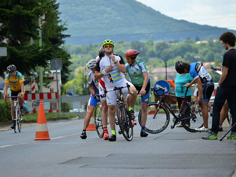 Cyklisty čekají ve Vědomicích dvě časovky a jeden závod s hromadným startem.