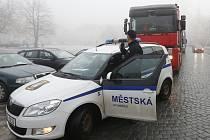 Městská policie Litoměřice, ilustrační foto.