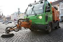 Technické služby města Litoměřice, ilustrační foto.