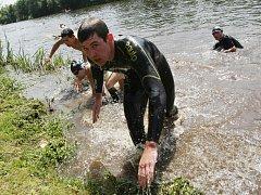 První část absolvují závodníci v Ohři.