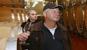 Zámecké vinařství Třebívlice.