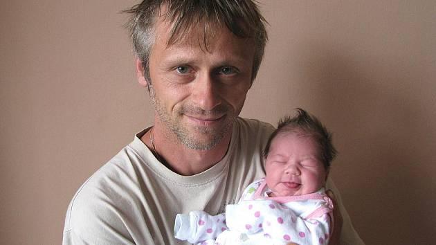 Ireně a Pavlu Drábkovým z Chotiměře se v litoměřické porodnici 1. září ve 11.40 hodin narodila dcera Terezka Drábková. Měřila 47 cm a vážila 2,99 kg. Blahopřejeme!