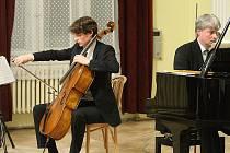 UMĚLCI BERLÍNSKÉ FILHARMONIE vystoupili na společném koncerta Nadace Hanse Krásy v Terezíně.
