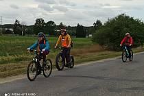 Cyklisté z Arkadie se letos vypravili do Roudnice
