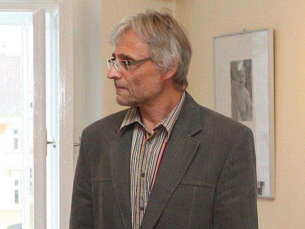 Ředitel Knihovny K. H. Máchy v Litoměřicích František Tománek