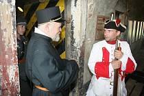 3. ročník akce Milosrdenství mezi zbraněmi v Terezíně.