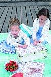 Zábavné stolování pro děti