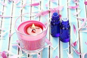 Pravá romantika svíček