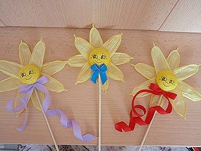 Tři sluníčka