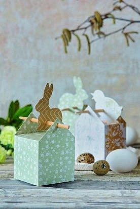 krabička s králíkem