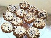 Muffinové hvězdičky