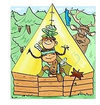 Pozor, dítě odjíždí na tábor!