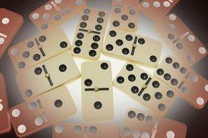 Čteme osud z dominových kostek