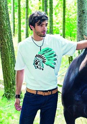 Indiánské tričko