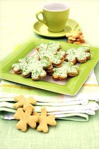 Zelené sušenky