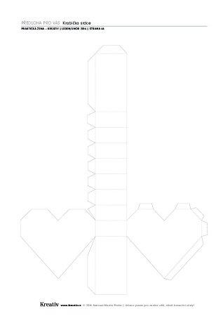 Srdíčková krabička - náhled 4