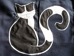 jemné těsné kočička
