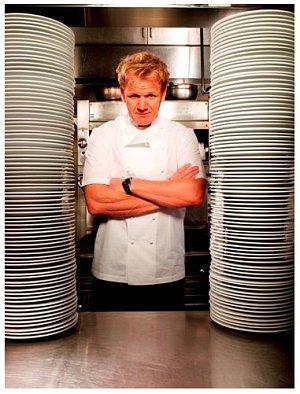 Ano, šéfe s Gordonem Ramsaym