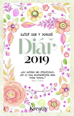 Kreativ Diář 2019