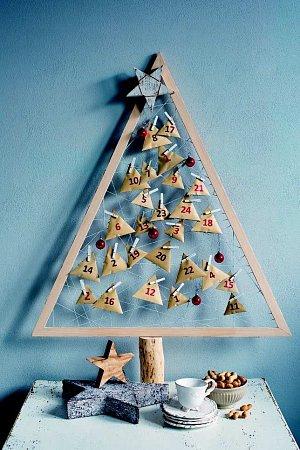 Obálka na Adventní kalendář
