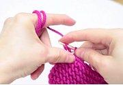 Pletení - zakončení