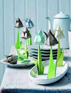 3-4-17 video origami tulipán
