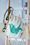 jeřáb na tašku