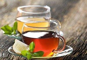 Kouzlo čaje po česku