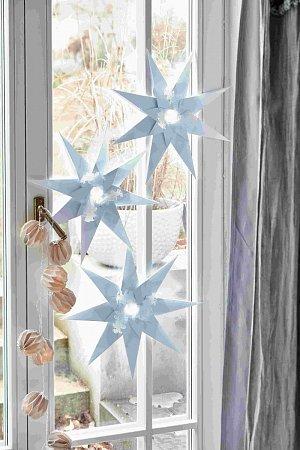 origami hvězda