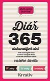 diář Kreativ na 365 dní