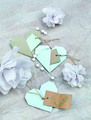 videonavod origami srdce