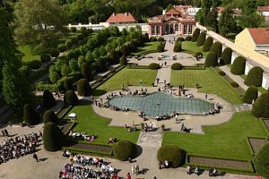 Černínské zahrady
