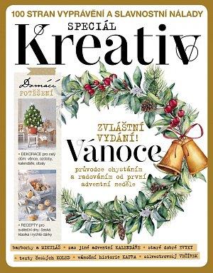 vánoční speciál Kreativ