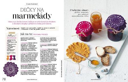 Háčkování marmelády1