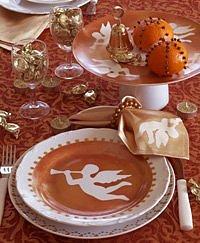 Jak vytvořit vánoční talíř krok za krokem
