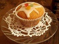 Citrónovo-brusnicové muffinky