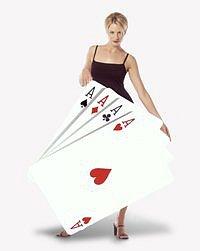 Hádání osudu v kartách