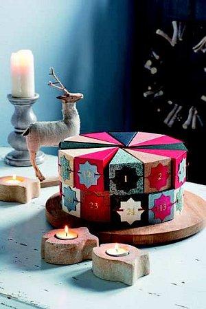 Adventní dort