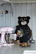 Medvěd – nástěnka