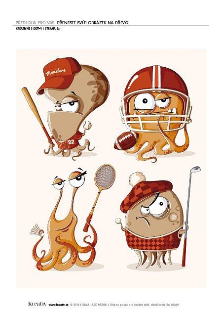 obrázek sporty