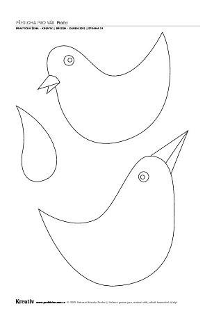 Ptáčci - náhled