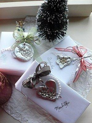 Zdobení dárků vizovickýcm pečivem