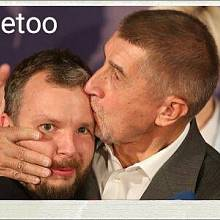 Marek Prchal a Andrej Babiš