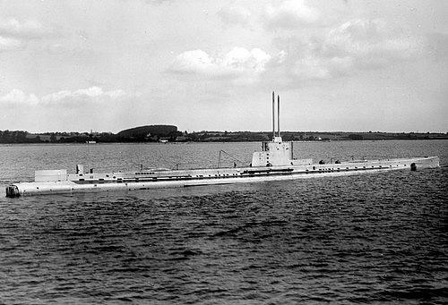 Kaiserliche Marine / Imperial German Navy - Uboot / U-Boot / Submarine SM U9