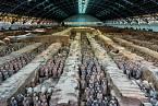 V komplexu se ukrývá přes 7000 soch.