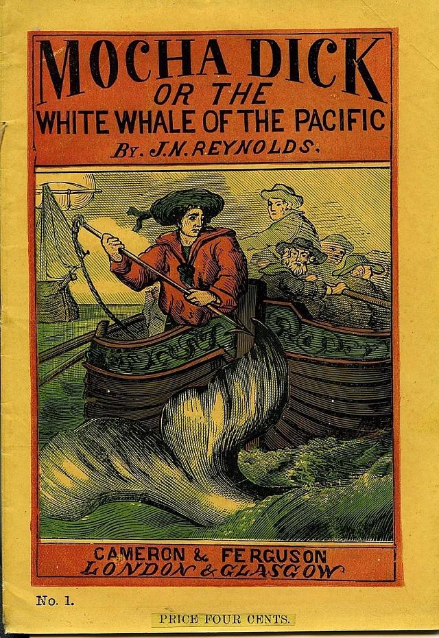 Slavná Melvillova kniha patří dodnes kbest-sellerům